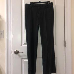 6-Long Gray Dress Pants (Gap)